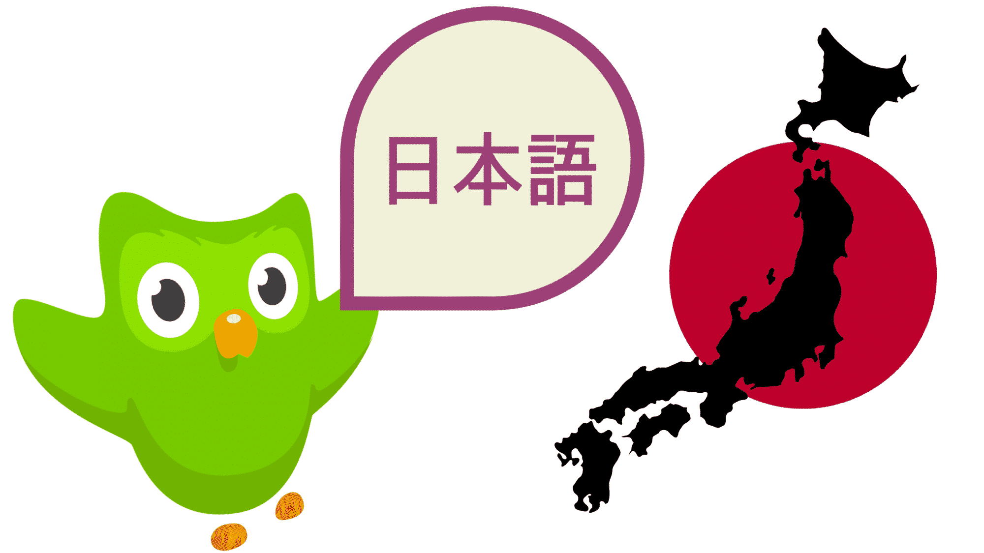 Japanese for Duolingo
